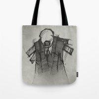 Wraith III. Tote Bag