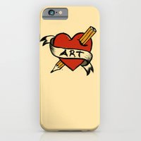 In Love With Art iPhone 6 Slim Case