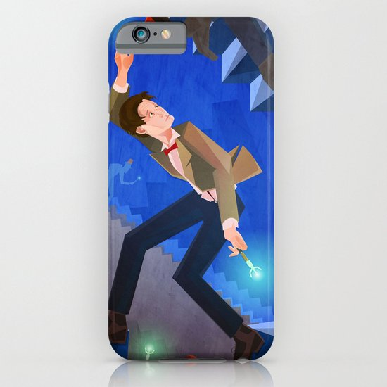 The Eleventh Who? iPhone & iPod Case