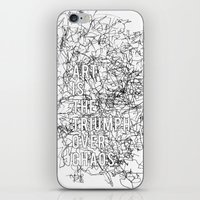 Triumph Over Chaos. iPhone & iPod Skin