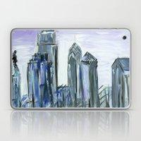 Gray Philadelphia Skylin… Laptop & iPad Skin
