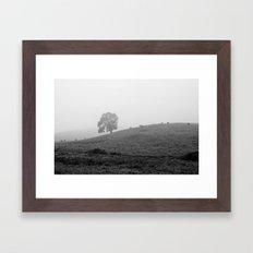 September Magic Framed Art Print
