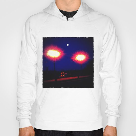 Lights on a Bridge Hoody