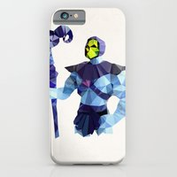 Polygon Heroes - Skeletor iPhone 6 Slim Case