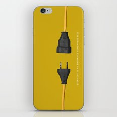 every exit is an entrance iPhone & iPod Skin