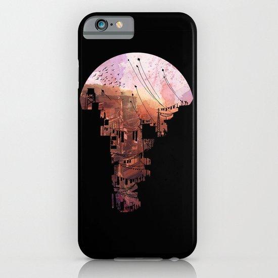 Secret Streets iPhone & iPod Case