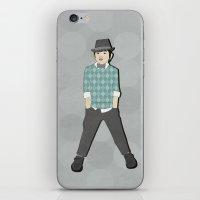 Boys Formal Wear Turquoi… iPhone & iPod Skin