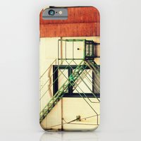 Fire Escape Chicago iPhone 6 Slim Case