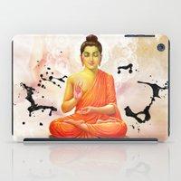Buddha iPad Case