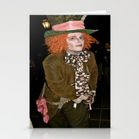 Strange Things Are Happe… Stationery Cards