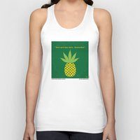 No264 My PINEAPPLE EXPRE… Unisex Tank Top