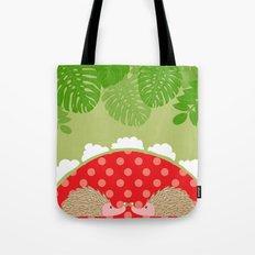 hedge-hug Tote Bag