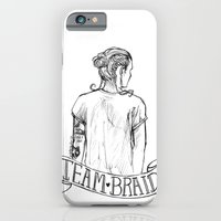iPhone & iPod Case featuring Team Braid by Ashley R. Guillory