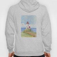 Peaceful Lighthouse Hoody