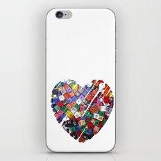 XOX iPhone & iPod Skin