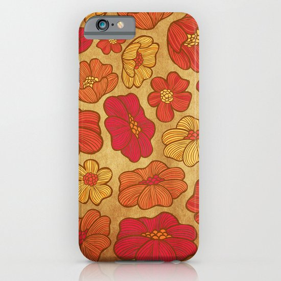 Embers iPhone & iPod Case