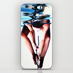 The end of the line iPhone & iPod Skin
