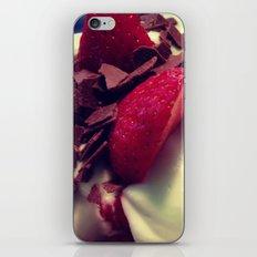 dessert iPhone & iPod Skin