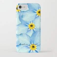 Forget Me Not iPhone 7 Slim Case