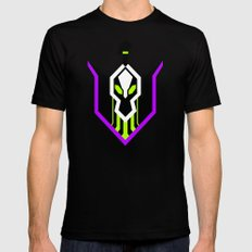 Rubick  Mens Fitted Tee Black SMALL