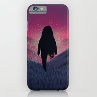 iPhone & iPod Case featuring Never Look Back by Martynas Pavilonis