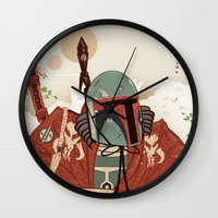 The Bounty And The Smuggler Wall Clock