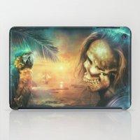 Antonio Bay iPad Case