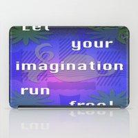 Let It Run! iPad Case