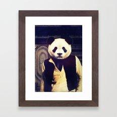 The Rogue Framed Art Print