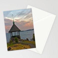 Gazebo Sky Stationery Cards