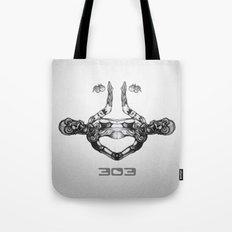 303 Tote Bag