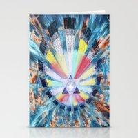 Cosmic NewLight Stationery Cards