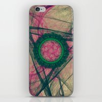 Medallion Nebula  iPhone & iPod Skin