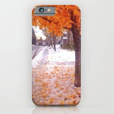 Fall into Winter Slim Case iPhone 6s