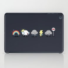 There's always rainbow after the rain iPad Case