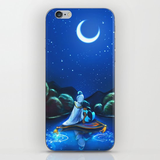A Wondrous Place iPhone & iPod Skin
