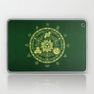 Zelda Triforce  Laptop & iPad Skin