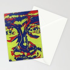 Face I Stationery Cards