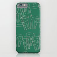 Tumbling Tumblers iPhone 6 Slim Case