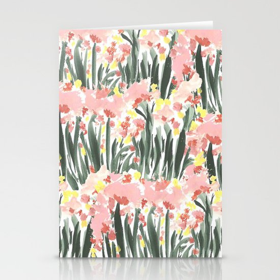Ugly Garden Stationery Card