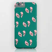 iPhone & iPod Case featuring Broken Hearts by Bouffants and Broken Hearts