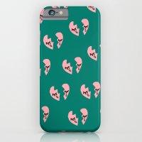 Broken Hearts iPhone 6 Slim Case