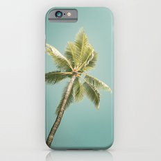 palm tree ver.summer 02 iPhone 6 Slim Case
