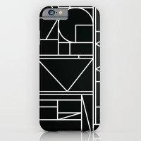 Kaku BW iPhone 6 Slim Case