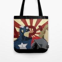 The Avengers Forgot Spid… Tote Bag