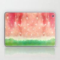 Watermelon Drops Laptop & iPad Skin