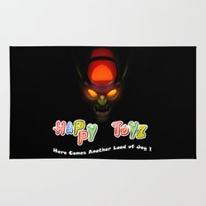 Happy Toyz (Alternate) Rug