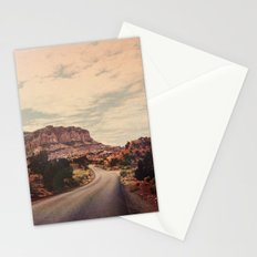 Desert Solitude Stationery Cards
