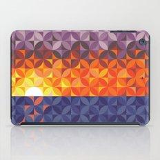 Kaleidoscope Sunset iPad Case