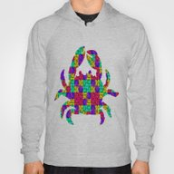 Electric Fat Dungeness C… Hoody